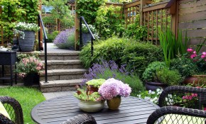 40 Small Garden Ideas Small Garden Designs inside Backyard Landscaping Designs Free