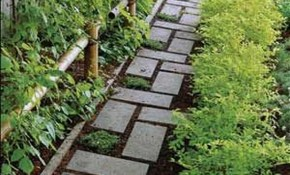 46 Inspiring Stepping Stones Pathway Ideas For Your Garden Outdoor throughout Backyard Pathway Ideas