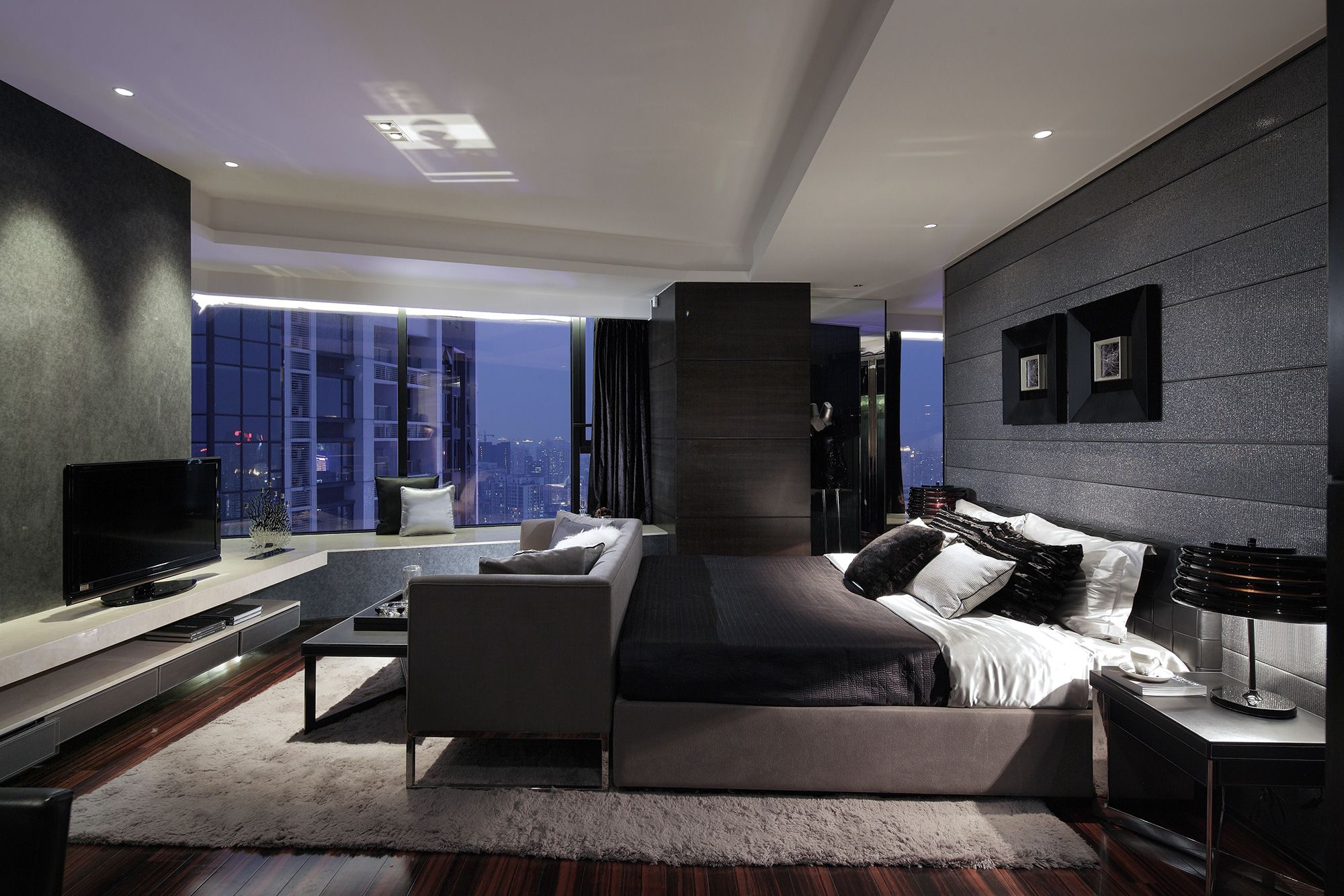 5 Mens Bachelor Pad Decor Ideas For A Modern Look House And intended for Mens Modern Bedroom