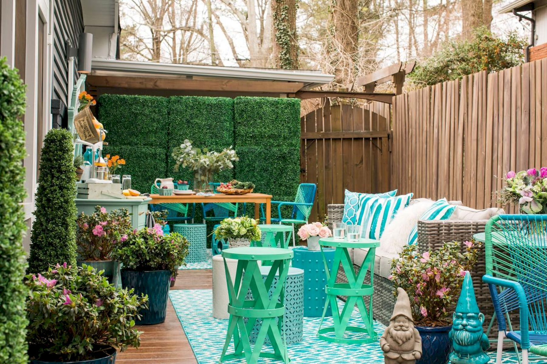 50 Awesome Summer Backyard Decor Ideas Make Your Summer Beautiful 5 for 15 Some of the Coolest Ways How to Build Summer Backyard Ideas