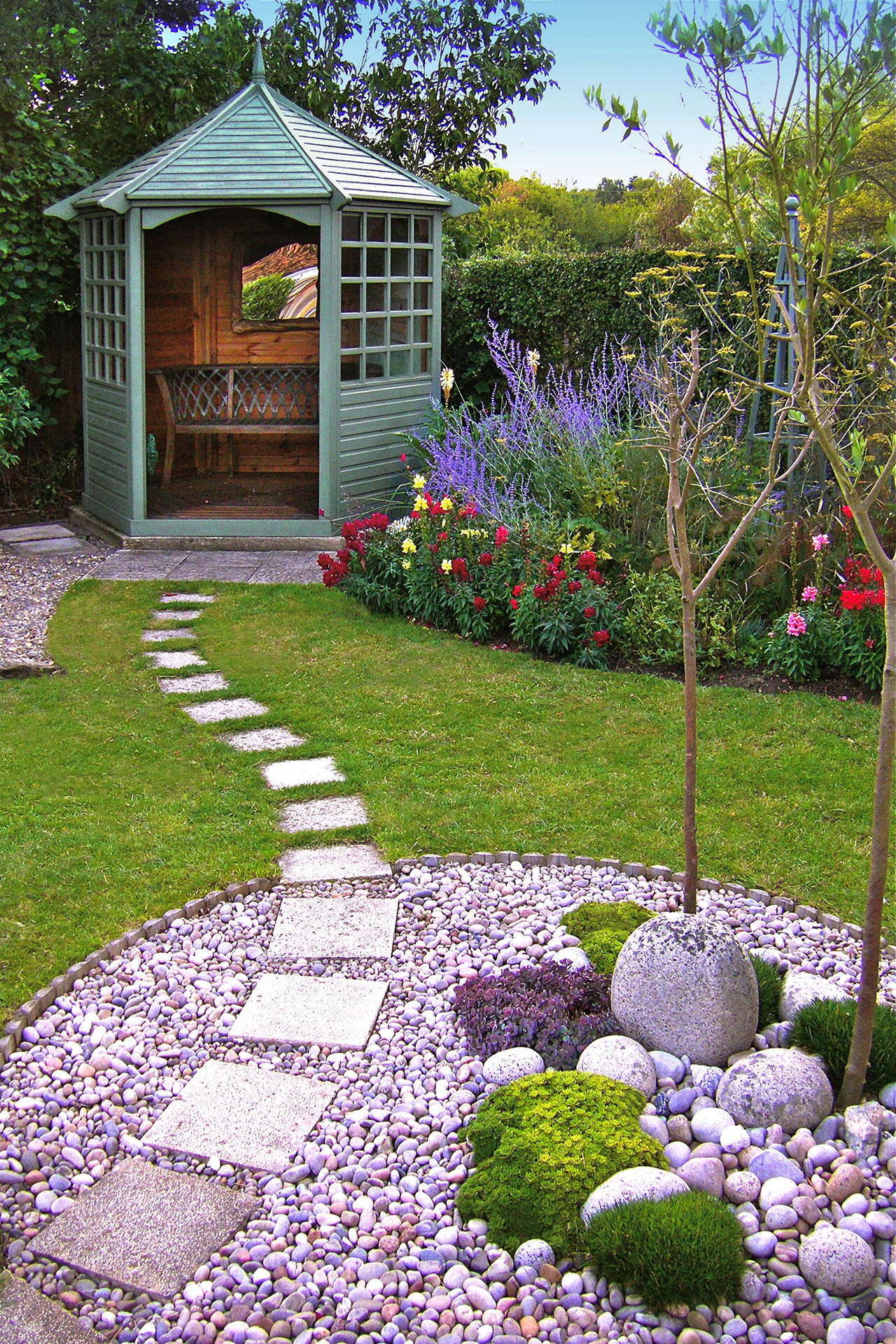 50 Best Backyard Landscaping Ideas And Designs In 2019 for Landscaped Backyards Pictures