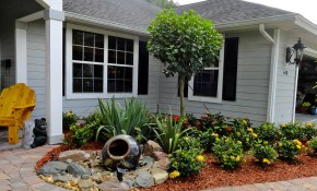 50 Best Front Yard Landscaping Ideas And Garden Designs For 2019 for 11 Awesome Concepts of How to Craft Front And Backyard Landscaping