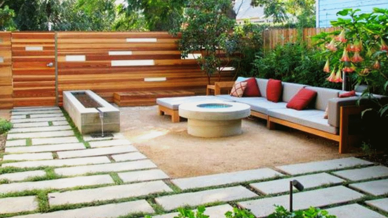 55 Front Yard And Backyard Landscaping Ideas Youtube intended for Images Of Backyard Landscaping