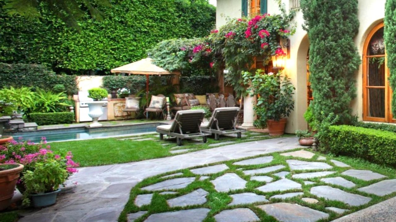 57 Landscaping Ideas For A Stunning Backyard Landscape Design throughout 12 Clever Ways How to Make Backyard Planting Ideas