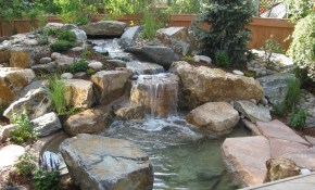 6 Water Features Youll Love Edmonton Landscaping Supplies with Backyard Water Fountains Ideas