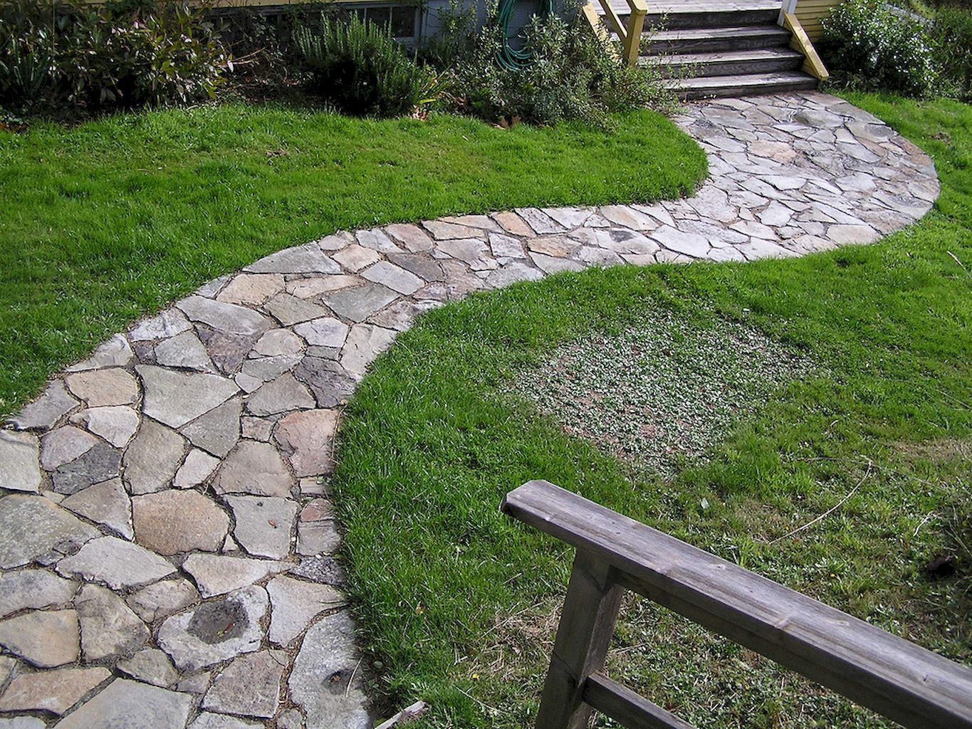 60 Awesome Backyard Pathway Landscaping Ideas Garden And for 14 Smart Concepts of How to Improve Backyard Pathway Ideas