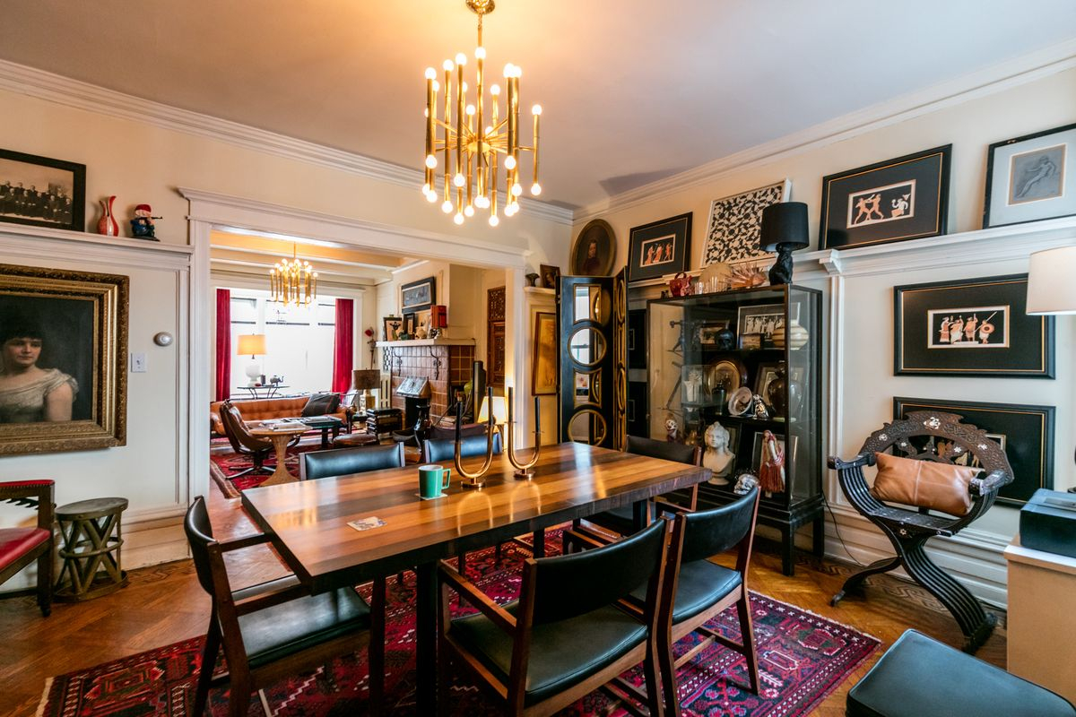 7 Stunning Nyc Dining Rooms To Inspire You This Holiday Season with 14 Some of the Coolest Tricks of How to Upgrade Living Room Sets Nyc