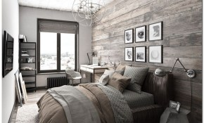 70 Ideas For Industrial Bedroom Interior Bedroom Ideas Home in 15 Awesome Ideas How to Improve Modern Gray Bedroom Ideas