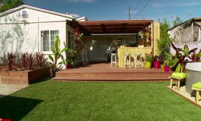 90 How To Find Backyard Porch Ideas On A Budget Patio Makeover with Hgtv Backyard Ideas