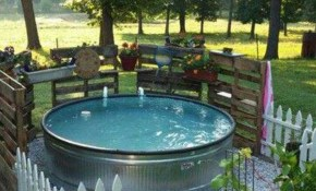 Amazing Diy Backyard Ideas On A Budget 23 Projects To Try intended for 12 Some of the Coolest Initiatives of How to Upgrade Backyard Ideas Cheap