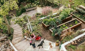 Amazing Ideas To Plan A Sloped Backyard That You Should Consider in 10 Clever Tricks of How to Makeover Landscaping Ideas For A Sloped Backyard