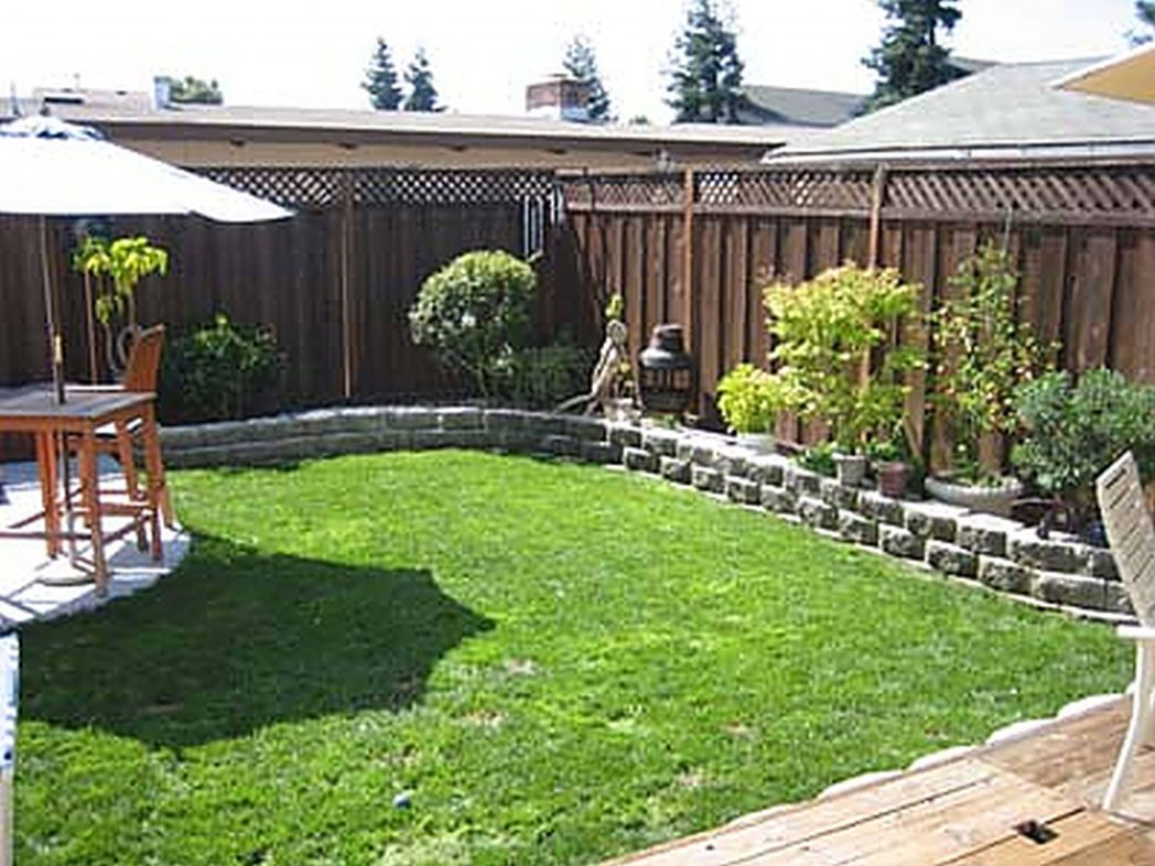 Amazing Of Patio Landscaping Ideas Landscape For Small Yards Great in 12 Awesome Ways How to Build Great Backyard Landscaping Ideas