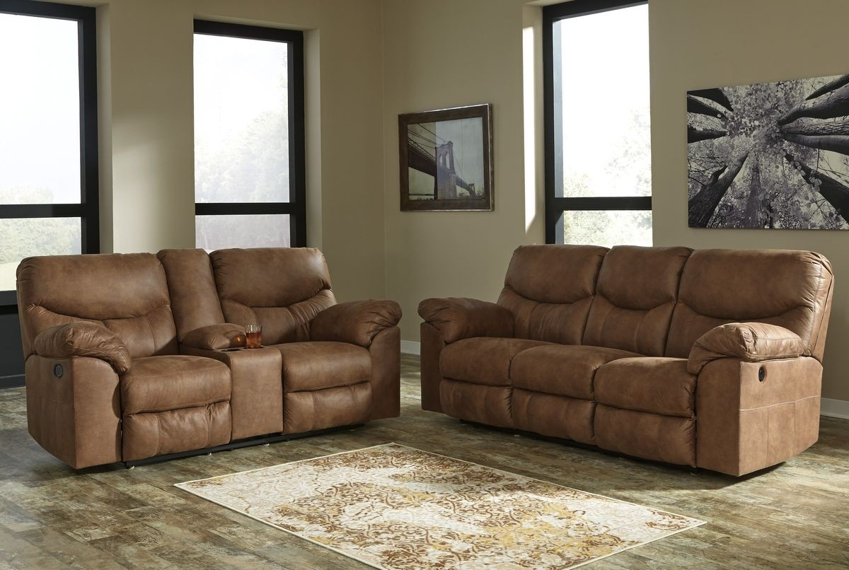 Ashley Furniture Boxberg Reclining Living Room Set In Bark Local with 11 Smart Concepts of How to Upgrade Living Room Recliner Sets