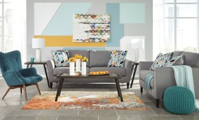 Ashley Furniture Pelsor Gray Turquoise 3pc Living Room Set The with 15 Some of the Coolest Ways How to Make Turquoise Living Room Set