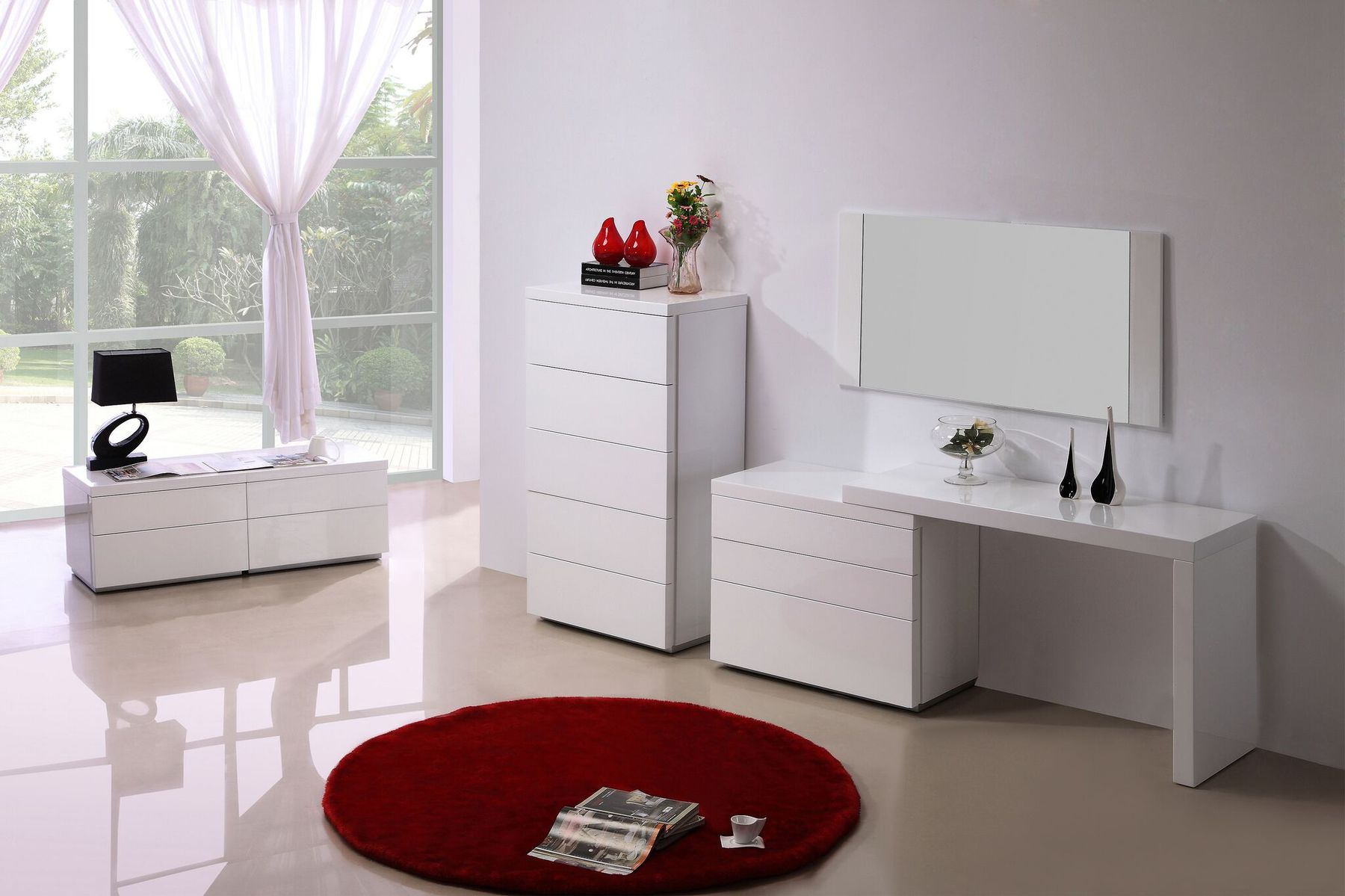 Athens White Queen Size Bed Athens At Home Usa Modern Beds Comfyco pertaining to 11 Smart Initiatives of How to Upgrade White Modern Bedroom Sets