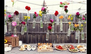 Awesome Outdoor Party Decoration Ideas Youtube pertaining to Diy Backyard Party Ideas