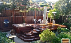 Back Deck Design Ideas Outdoor Pictures Small Backyard Modern intended for Small Deck Ideas For Small Backyards