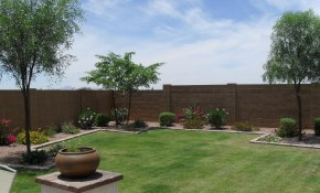 Backyard And Extremely Nice Backyard Pretty Sure It Was Hx throughout 12 Some of the Coolest Designs of How to Improve Backyard Landscaping Arizona