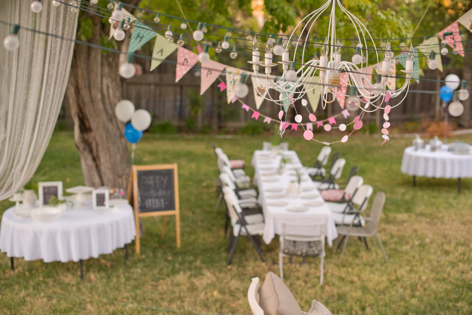 Backyard Birthday Party Ideas For Adults Amazing With Photo Of intended for Backyard Birthday Ideas
