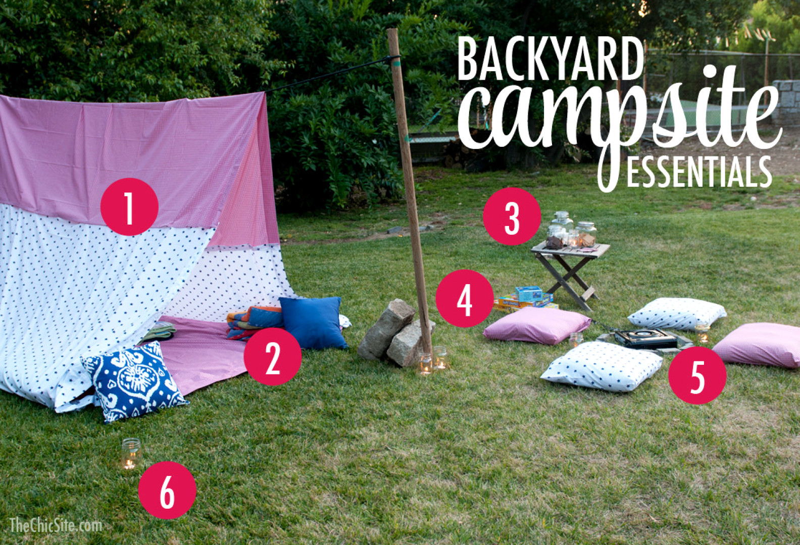 Backyard Camping Ideas For Kids Bathroom Ideas Fashion Files pertaining to Backyard Camping Ideas For Children