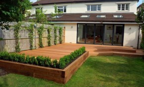 Backyard Deck Ideas Awesome 17 Wonderful Garden Decking Ideas With throughout 12 Genius Tricks of How to Improve Backyard Decking Ideas