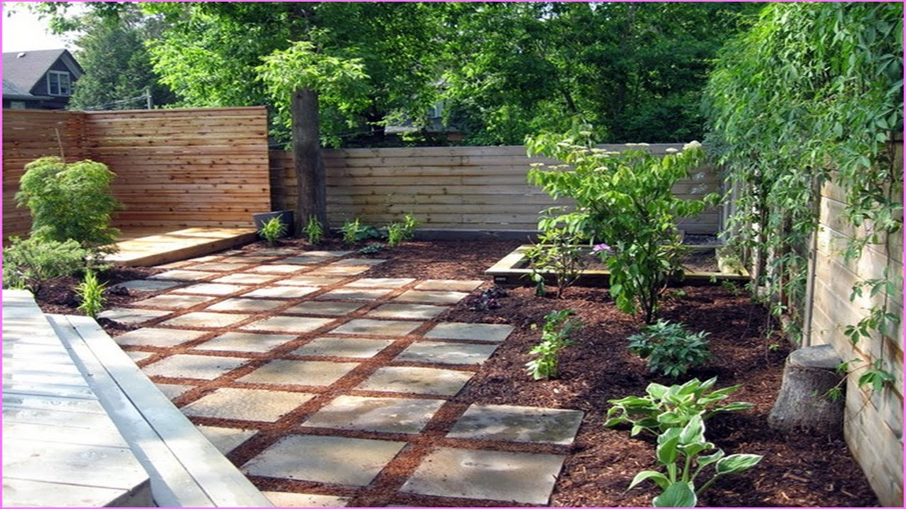 Backyard Ideas On A Budget Youtube intended for Backyard Ideas Pictures