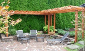 Backyard Landscape Ideas Garden Home Decor Small Patio Gardens Great with regard to Landscape Ideas For Backyards With Pictures