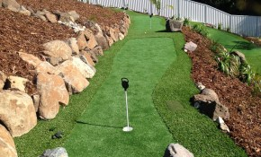 Backyard Landscaping Sloped Yard Landscaping A Hilly Backyard in Landscaping For Sloped Backyards