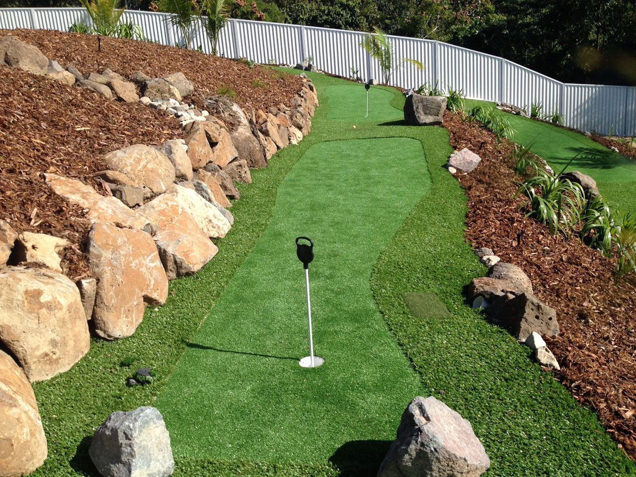 Backyard Landscaping Sloped Yard Landscaping A Hilly Backyard pertaining to 13 Genius Ways How to Build Landscaping A Hilly Backyard