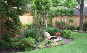 Backyard Landscaping With Trees And Shrubs Nice Backyard for 10 Some of the Coolest Concepts of How to Improve Trees For Backyard Landscaping