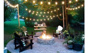 Backyard Lights Ideas 20 Dreamy Ways To Use Outdoor String In Your within 10 Awesome Initiatives of How to Make Outdoor Backyard Lighting Ideas