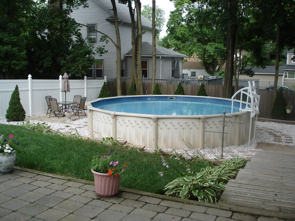 Backyard Oasis Ideas Above Ground Pool Ideas Backyard Oasis in 10 Awesome Tricks of How to Build Above Ground Pool Ideas Backyard