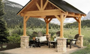 Backyard Pavilion Designs Gorgeous 72 Incredible Wood Design Ideas for Pavilion Ideas Backyard