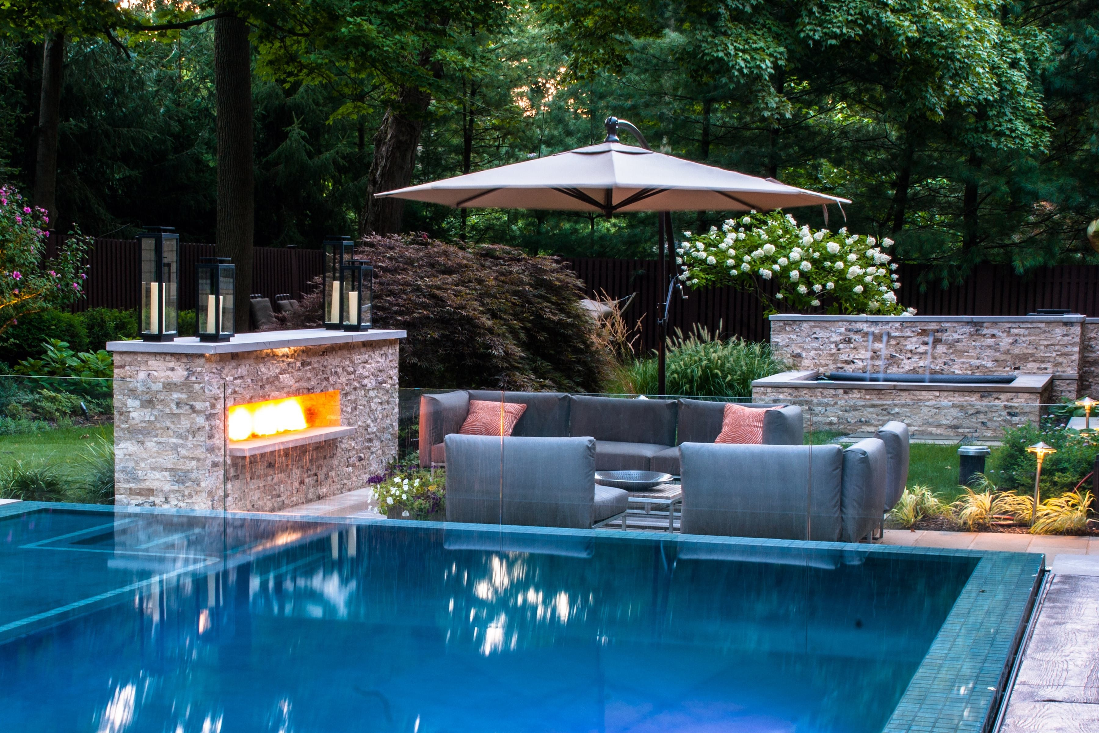 Backyard Pool And Landscaping Ideas Turismoestrategicoco within Small Backyard With Pool Landscaping Ideas
