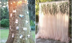 Backyard Wedding Ideas On A Budget with 13 Genius Initiatives of How to Upgrade Small Backyard Wedding Ideas