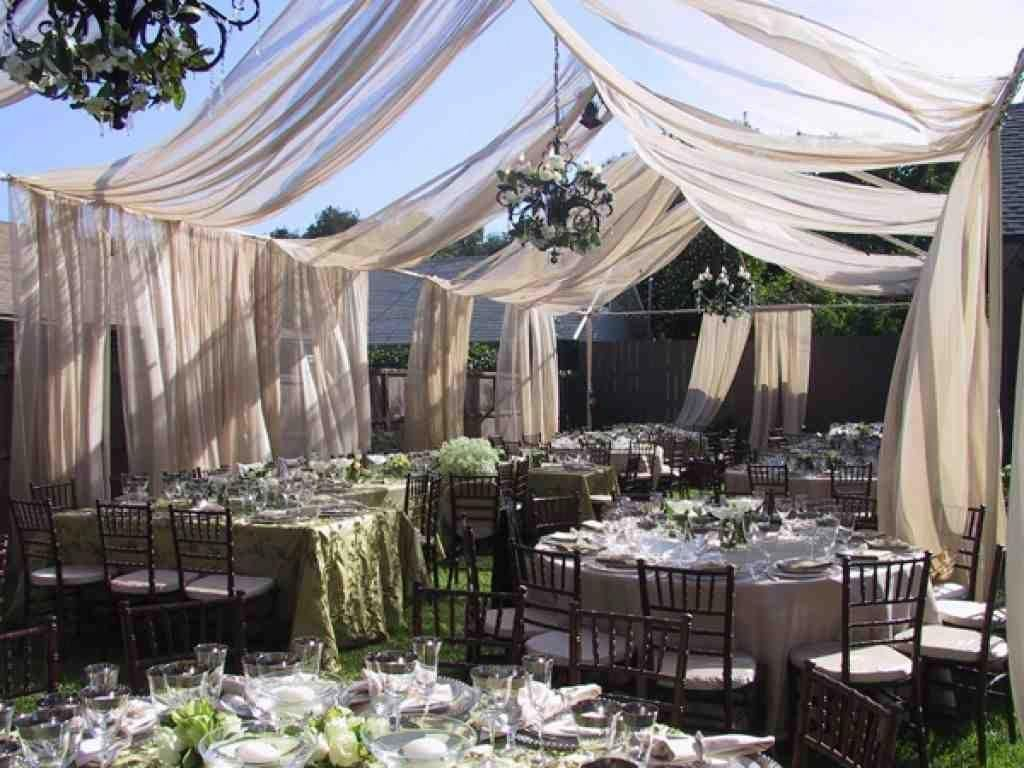 Backyard Wedding Reception Ideas On A Budget When I Say Yes In intended for Backyard Wedding Reception Ideas On A Budget