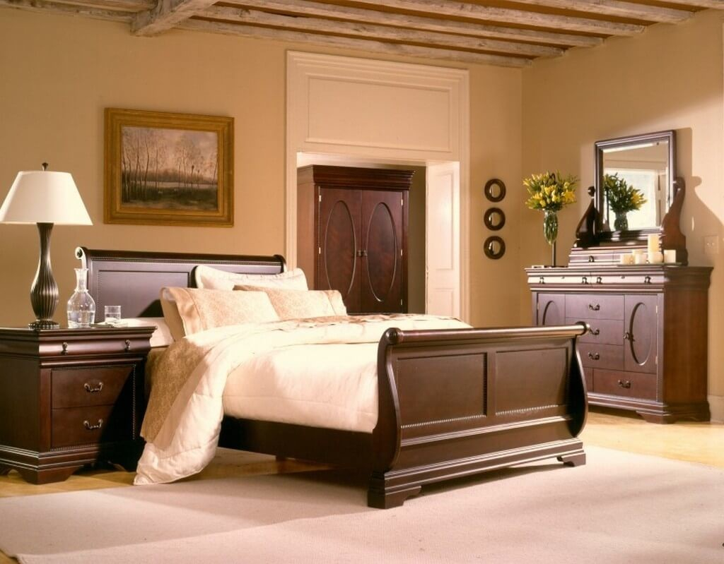 Bedroom Design Modern King Size Bedroom Sets And Wooden King Size in Modern King Size Bedroom Set