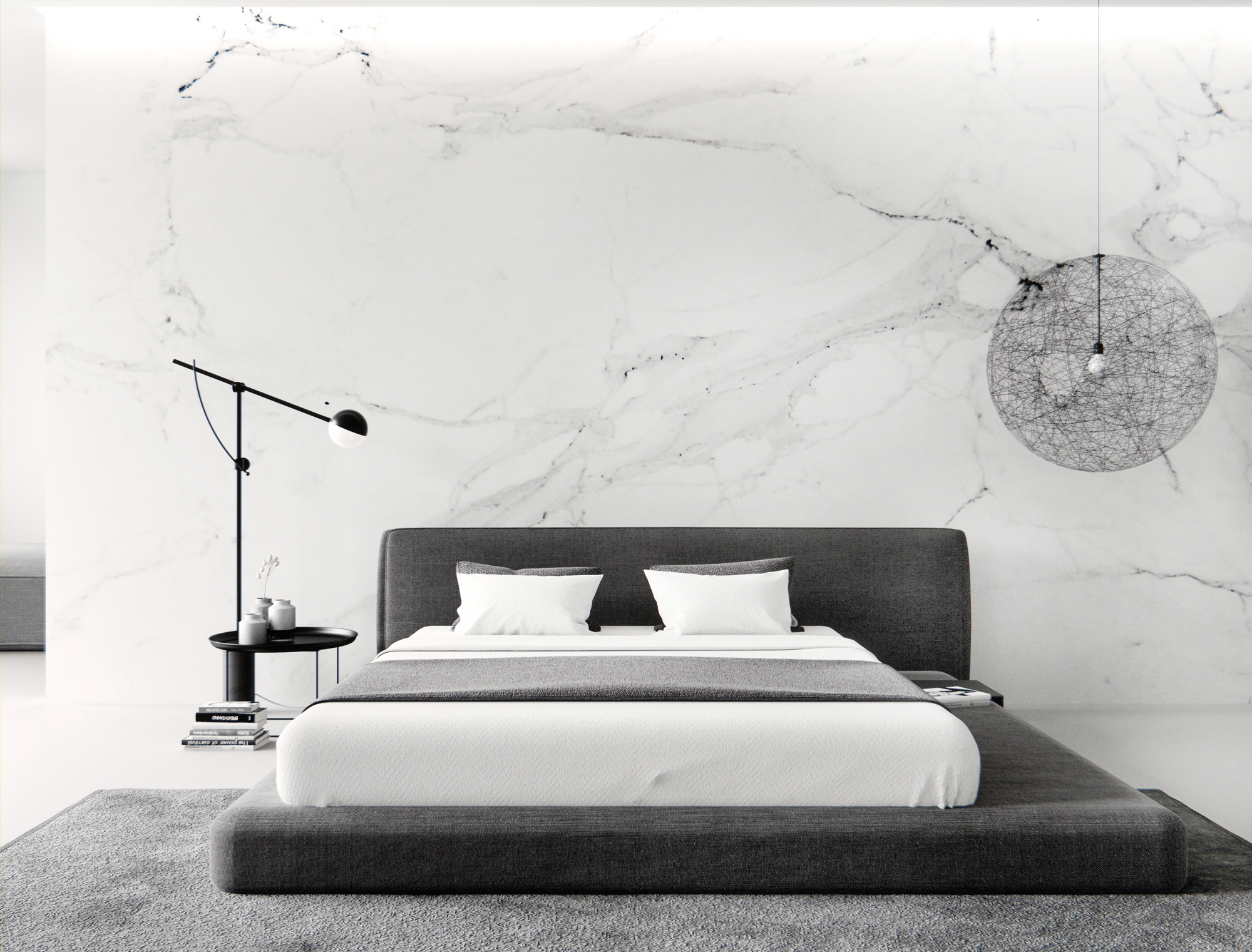 Bedroom Ideas 52 Modern Design Ideas For Your Bedroom The Luxpad in 15 Awesome Ideas How to Improve Modern Gray Bedroom Ideas
