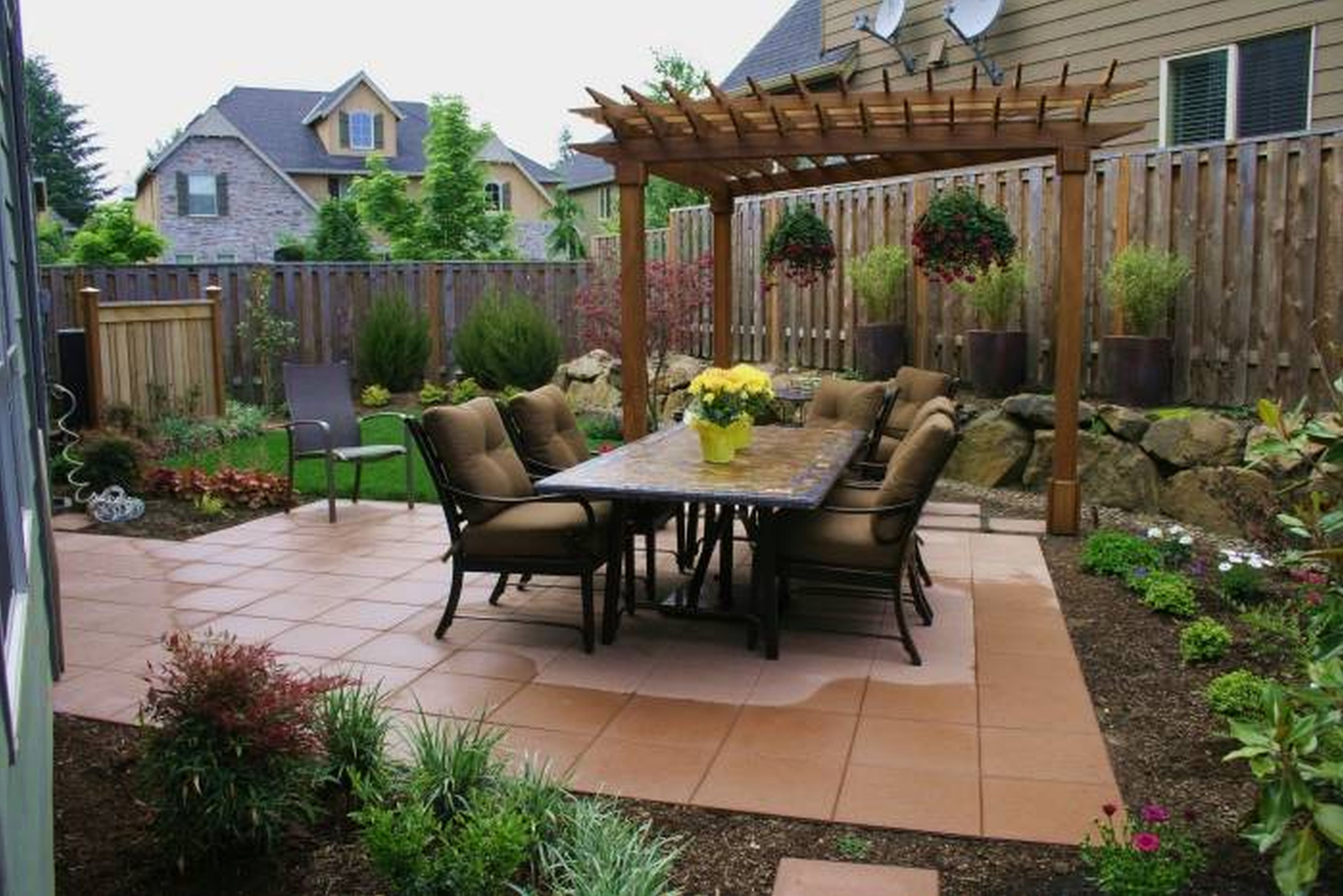 Best Backyard Patio Ideas Rdcny In Wonderful Wikroom Backyard within Backyard Patio Ideas