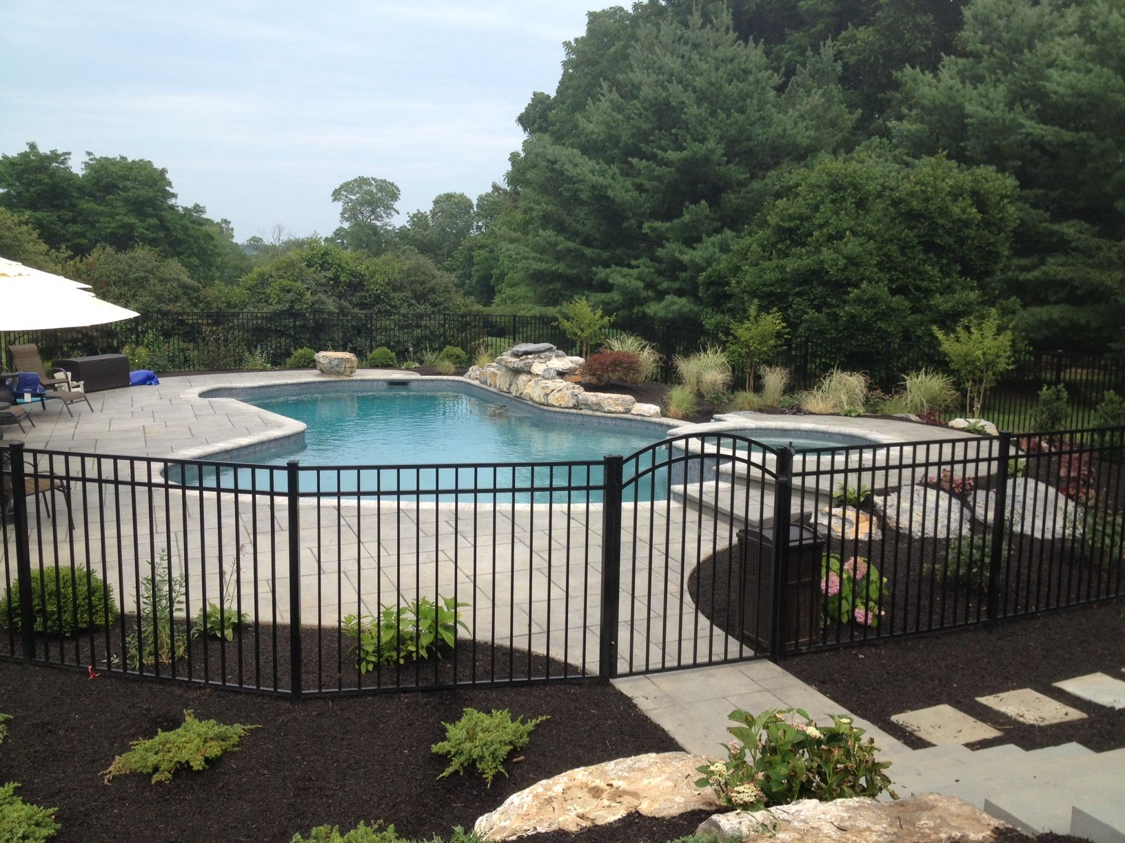 Best Mirror Design Ideas To Inspire Your Homes New Look Swimming within Backyard Pool Fence Ideas