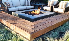 Best Outdoor Fire Pit Ideas To Have The Ultimate Backyard Getaway for 11 Smart Initiatives of How to Craft Ideas For Fire Pits In Backyard