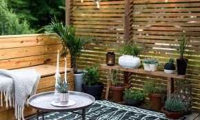 Best Outdoor Privacy Screens Ideas On Patio Simple Easy Backyard intended for Inexpensive Backyard Privacy Ideas