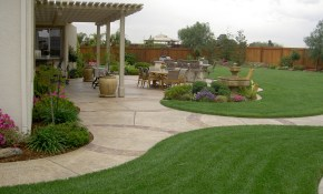 Big Backyardlandscaped Backyardsbackyard Landscapesyard Ideas regarding 12 Genius Ways How to Upgrade Landscaped Backyards Pictures