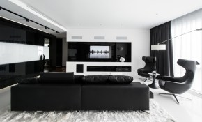Black And Grey Living Room Redmotif within Black And White Living Room Sets