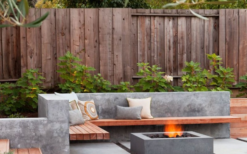Brilliant Backyard Ideas Big And Small Backyard Redesign within 13 Some of the Coolest Concepts of How to Craft Small Concrete Backyard Ideas