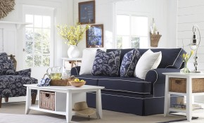 Broyhill Furniture Emily Casual Style Sofa Broyhill Of Denver intended for Broyhill Living Room Set