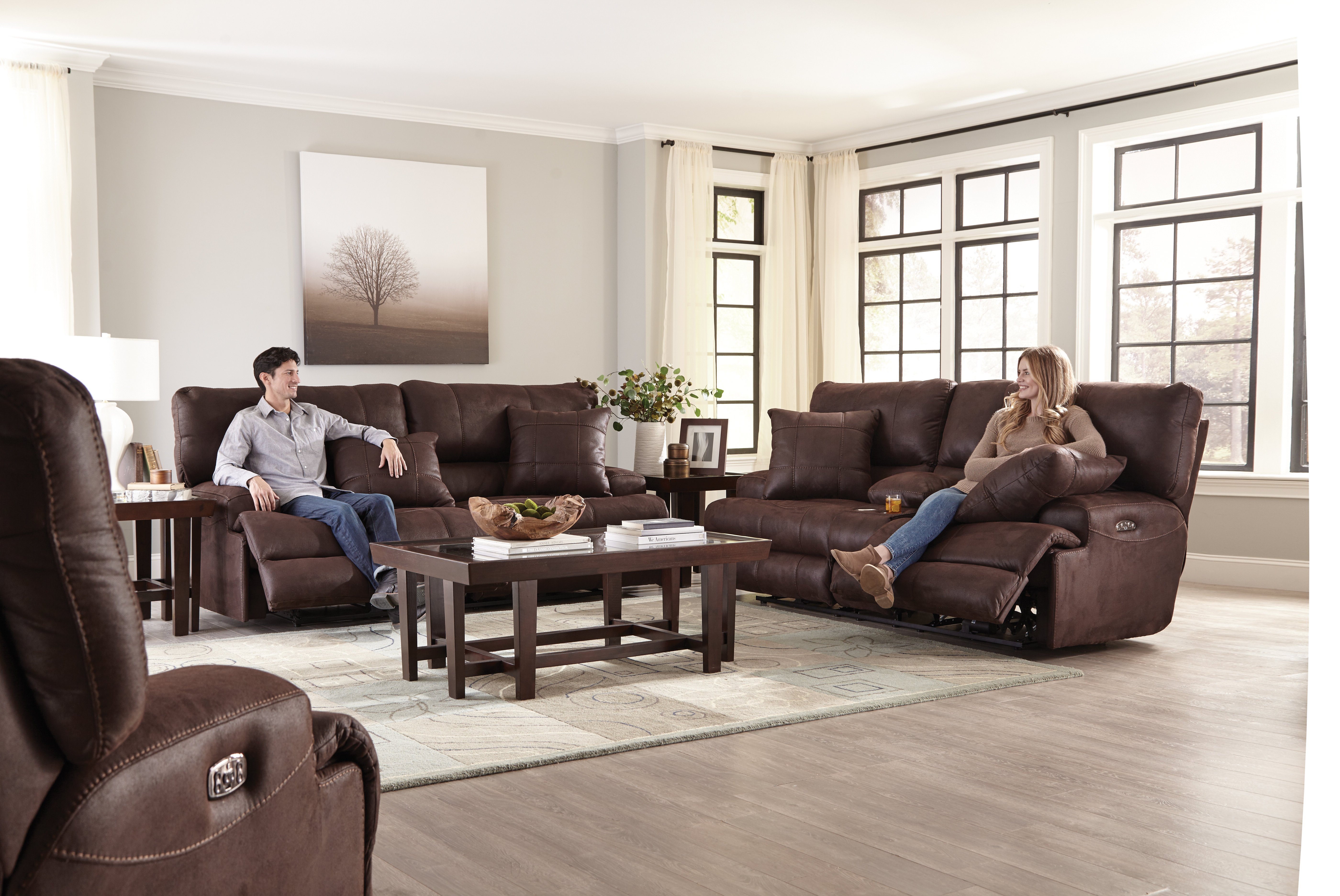 Catnapper Monaco Reclining Living Room Sets Wayfair inside 15 Awesome Designs of How to Make Recliner Living Room Set