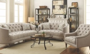 Coaster Avonlea Stone Grey Living Room Set Avonlea Collection 15 pertaining to Living Room Sets For Cheap