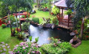 Cool Backyard Pond Garden Design Ideas Amazing Architecture Magazine throughout 13 Clever Designs of How to Improve Asian Backyard Ideas