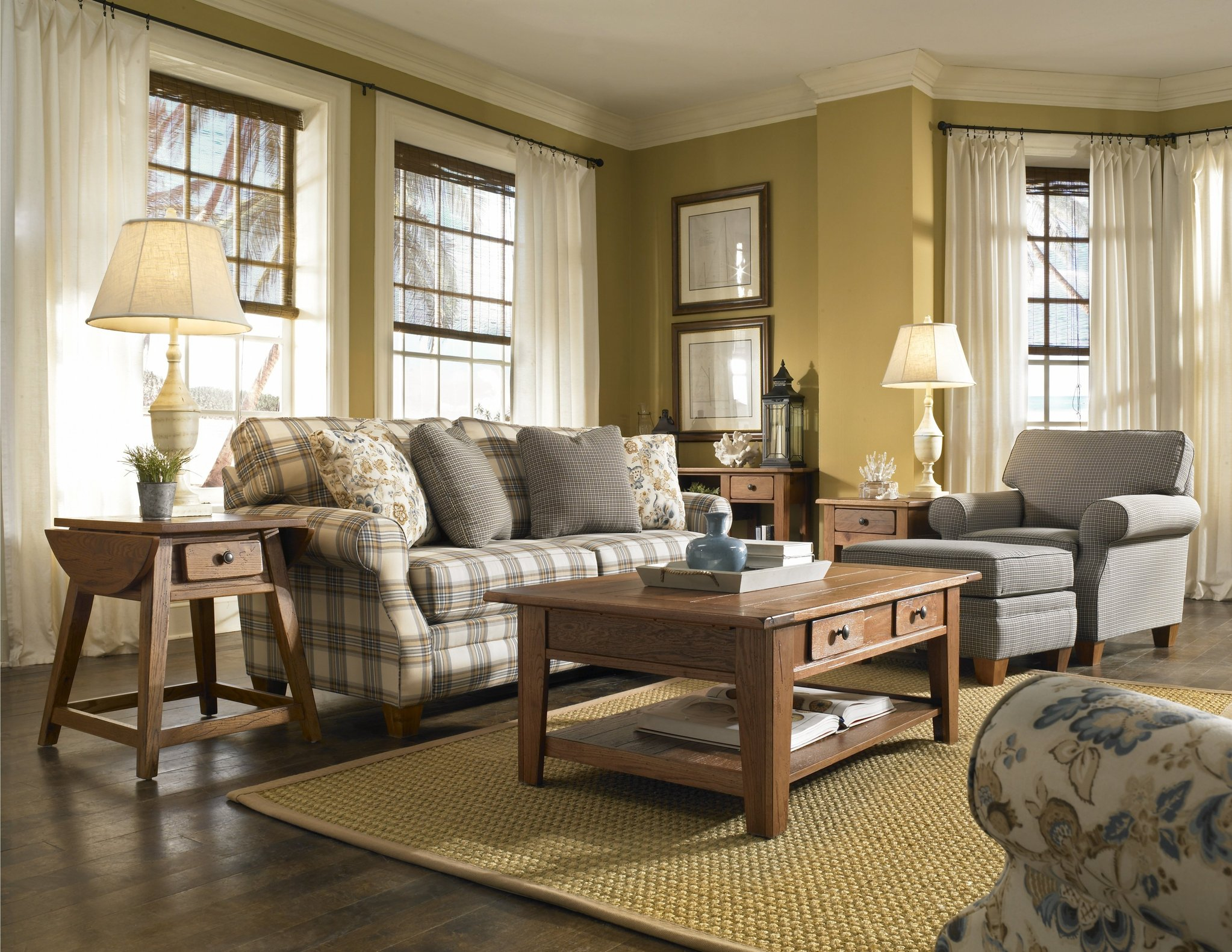 Country Living Room Furniture Keysintmartin within French Country Living Room Sets